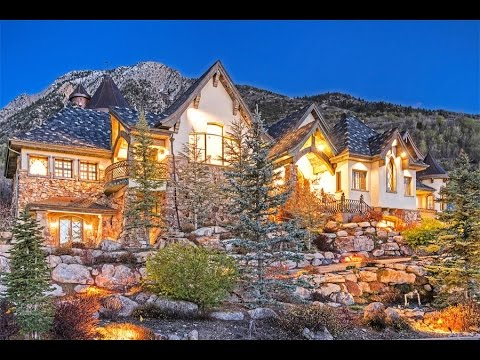 Custom Mountainside Estate in Salt Lake City, Utah