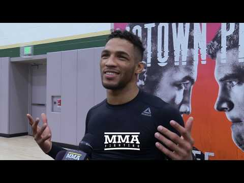 UFC on FOX 31: Kevin Lee Says He'd Be 'Too Big, Too Strong' For Max Holloway At Lightweight