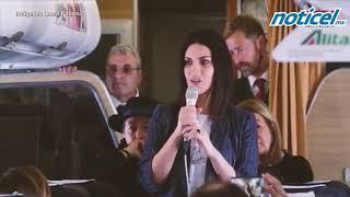 "Baixar Laura Pausini lanza álbum ""Hazte Sentir"""