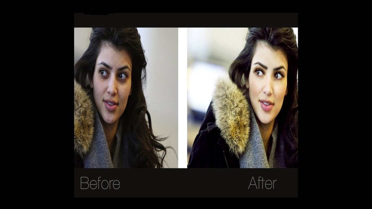 55 shocking images of celebrities before and after photoshop lady - 55 Shocking Images Of Celebrities Before And After Photoshop Lady 22