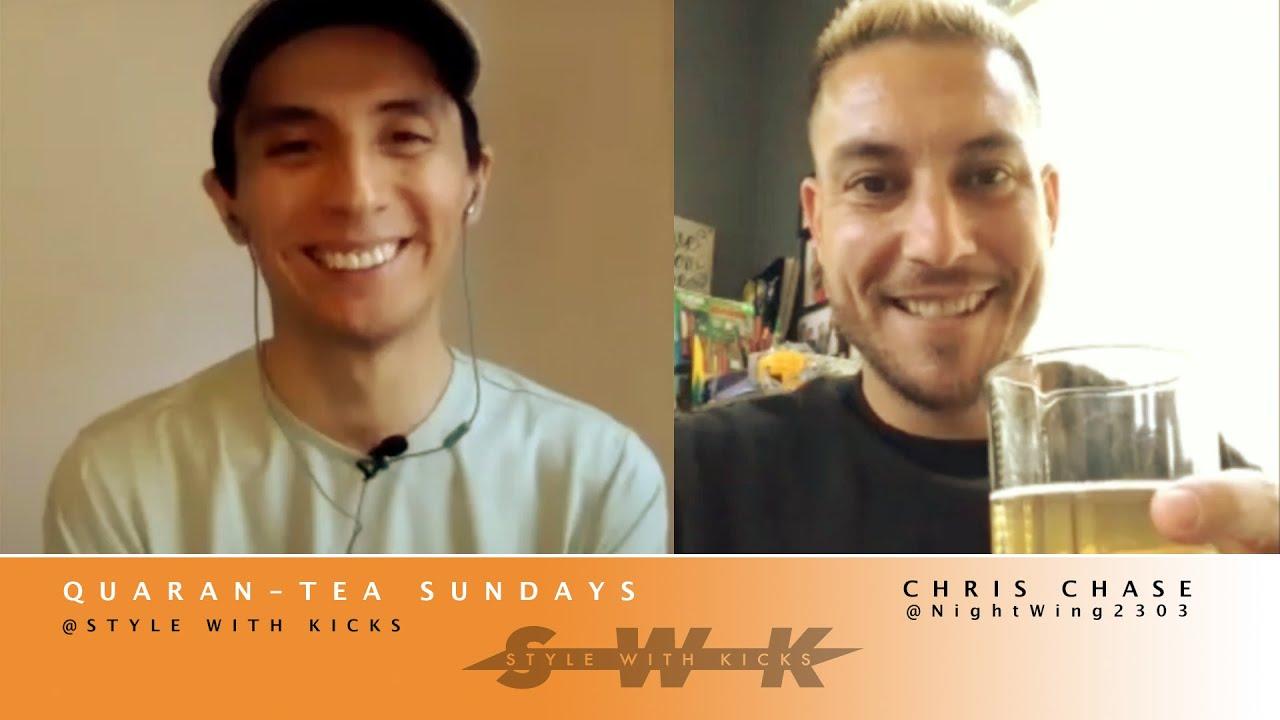 Quaran-Tea Sundays feat. Chris Chase (NightWing2303)
