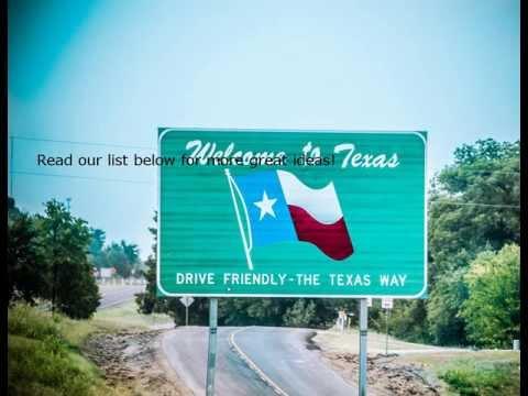 Romantic Getaways in Texas