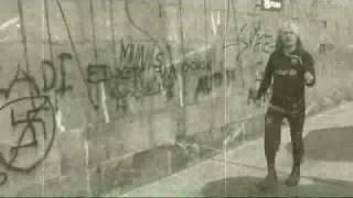 The Casualties - Mierda Mundial (Promo video).avi