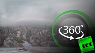 الارتفاع الخطر بتقنية 360 درجة: متسلق أسطح ناطحات السحاب الجديدة في الصين