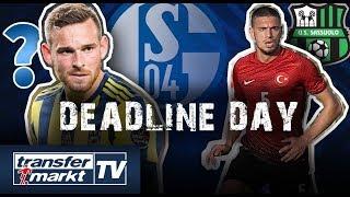 Deadline Day-Ticker #3: Janssen zu S04? Sassuolo holt Türkei-Talent | TRANSFERMARKT