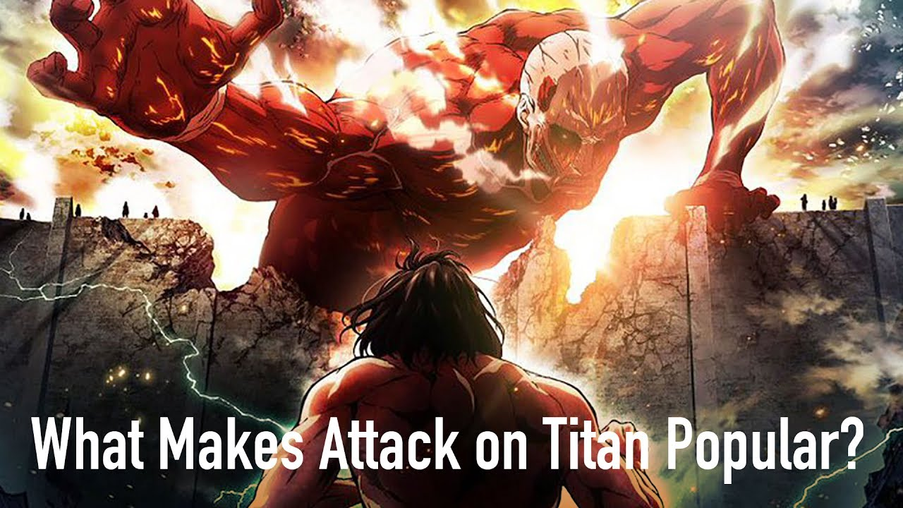 What Makes Attack On Titan Popular