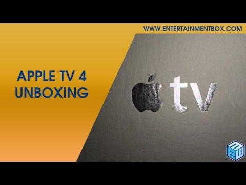 Unboxing the Pimped Up Apple TV 4, Kodi, Provenance, Internet Browser
