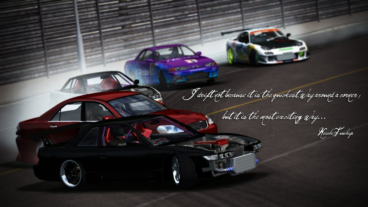 Fast And Furious Car Wallpaper Download Rfactor Drift Project Drift Hd Youtube