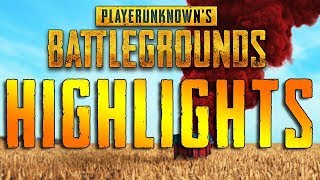 PUBG Mobile HIGHLIGHTS  - FUNNY MOMENTS, SNIPER KILLS, TROLLING