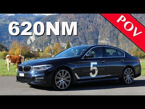 2017 BMW 530d xDrive (G30) | POV Testfahrt | Patrick3331 drives/tested...