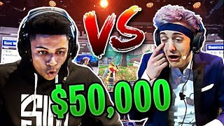 Ninja vs Myth at Las Vegas Fortnite Tournament! | Fortnite Best Moments #42 thumbnail