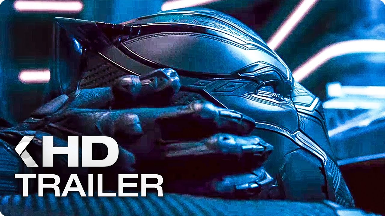 "BLACK PANTHER ""Protector of Wakanda"" Trailer & TV Spot (2018)"
