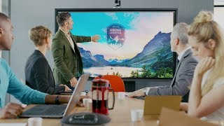 Dell 55 and 86 4K Interactive Touch Monitors