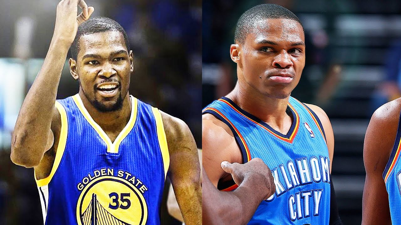 This Is How Scary The Warriors Are With Kevin Durant