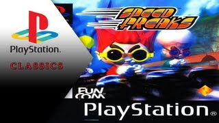 PS1 Classics - Speed Freaks (Speed Punks)