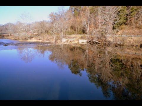 Tuckasegee River, Cullowhee NC, Jackson County