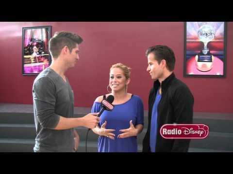 Sabrina Bryan  Dancing with the Stars Week 3!  Radio Disney