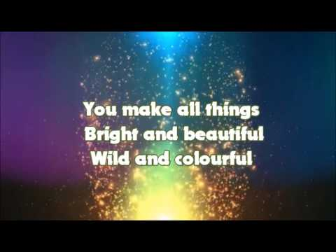 Rend Collective The Artist (Lyric Video)