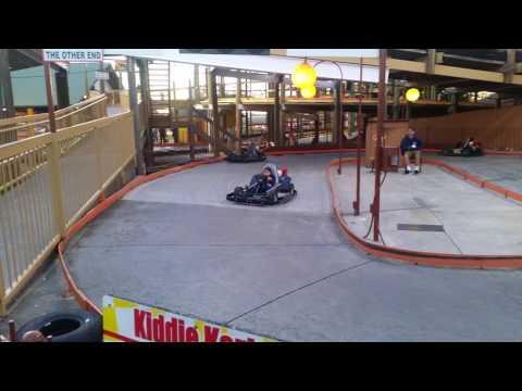 Kiddie Go Karts, The Track, Pigeon Forge, TN