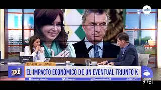 Ignacio Bartesaghi y lo que dejaron las PASO en Argentina