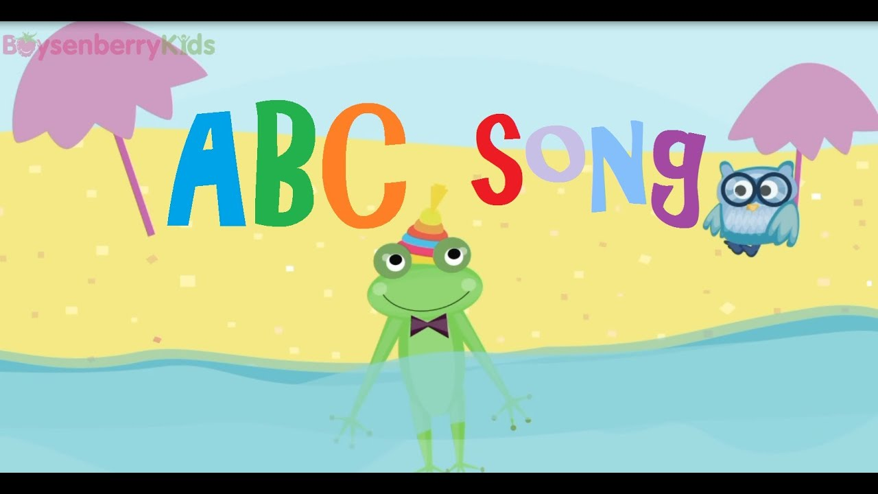 The Alphabet Song - ABC Song for Kids