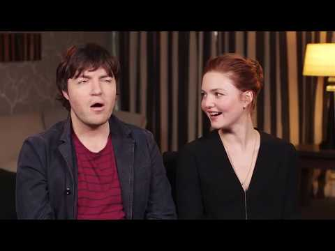 Tom Burke & Holliday Grainger mini  part 1