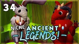 A Dangerous New World!   Niche Let's Play • Ancient Legends - Episode 34