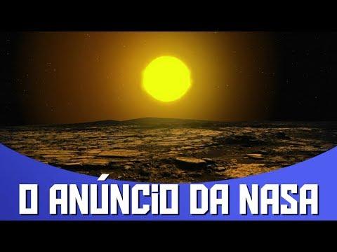 Anúncio da NASA! - Inteligência Artificial Auxiliando na Busca por Exoplanetas AstroPocket News