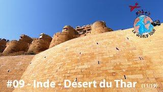 TVGT🌍#09 - Inde - Désert du Thar