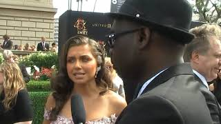 """Daytime Emmy Awards Interviews: Victoria Konefal of """"Days of our Lives"""" Video"""