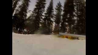 California Snowboarding Winter 2012 Gopro Hero 2 Hd