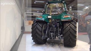arbos 7260 tractor 2018