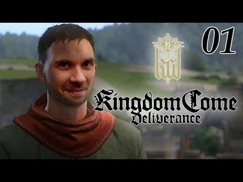Schandtaten in der Ritterzeit | Kingdom Come: Deliverance mit Dennis & Steffen #01