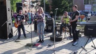 Грибы -Тает Лёд (Red Rock live cover)