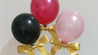 Balon Cake 2 andares | Bolo com Balões