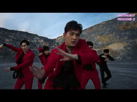 [VOSTFR] MV NU'EST W (뉴이스트 W) -  WHERE YOU AT (hangul + romanisation)