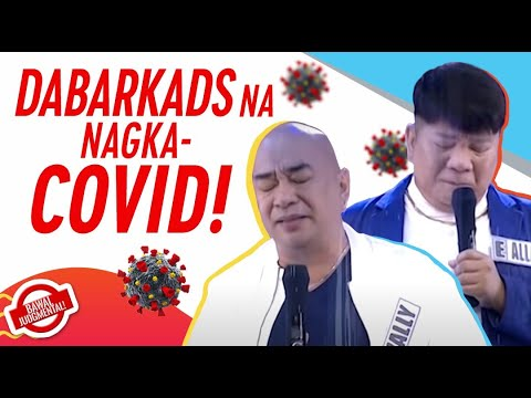 Dabarkads Na Nagka-COVID-19 | Bawal Judgmental Special Episode | December 12, 2020