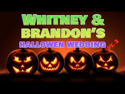 Big Rich Texas Halloween Wedding of Whitney & Brandon  Episode Three