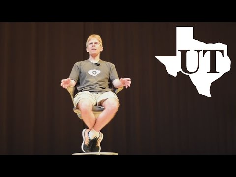 2015 UT Dallas - John Carmack on VR