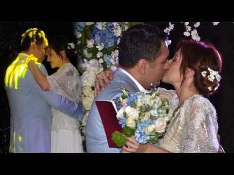 Kiralık Aşk'ın yıldızı Yasemin de evlendi