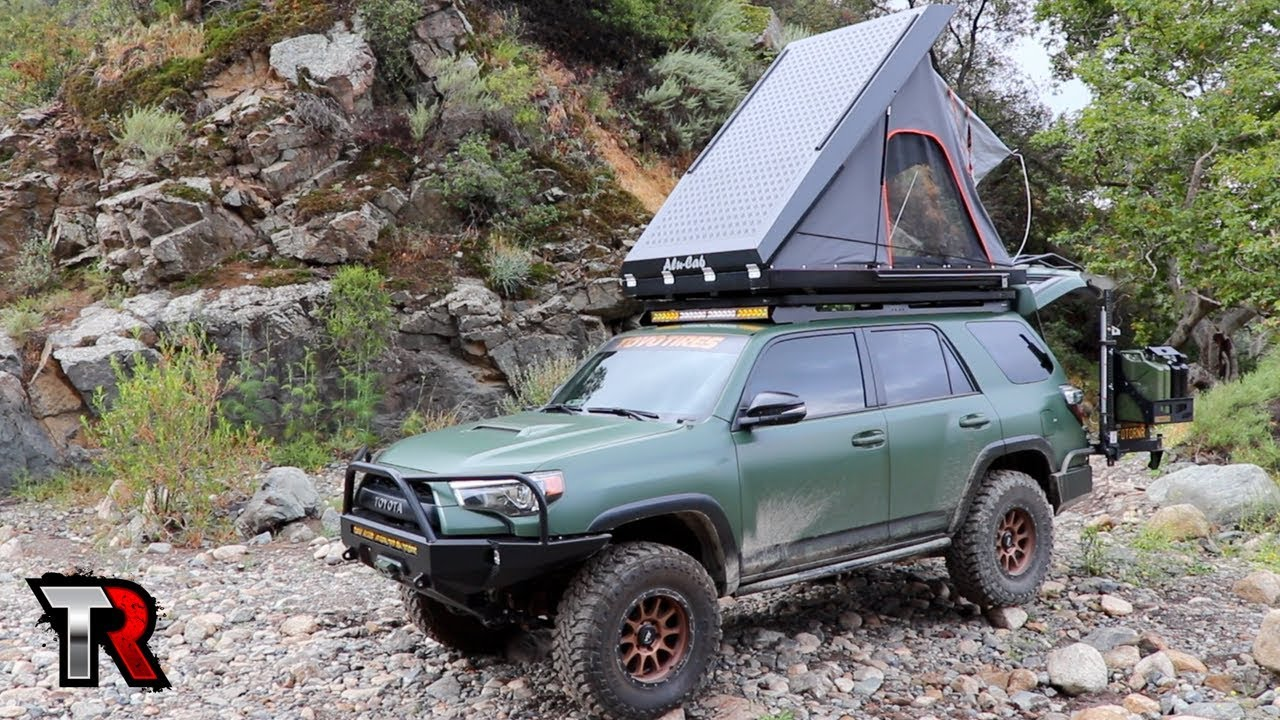 I Ve Got The Keys To This Overland 4runner Youtube