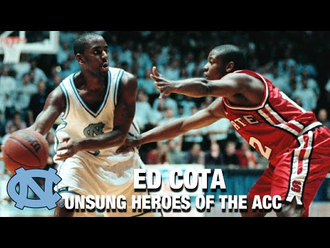 Video: UNC PG Ed Cota - Unsung Heroes of the ACC