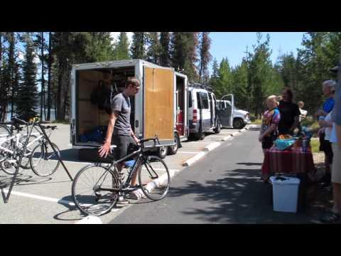 2013/08/04 - Trek Travel bicycle intro part 2