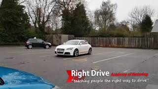 Automatic Driving Test - Sutton Coldfield 23/1/18
