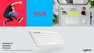 Logitech K380 for Mac Multi-Device Bluetooth Keyboard