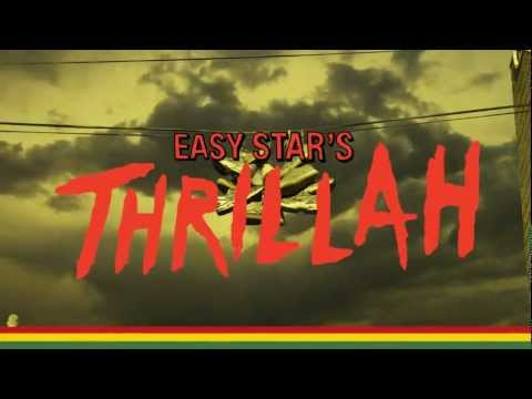 EASY STAR ALL-STARS - HUMAN NATURE, feat. CAS HALEY from the album THRILLAH