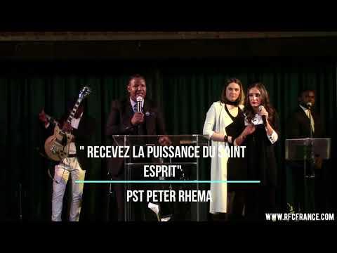 RECEVEZ LA PUISSANCE DU SAINT ESPRIT - PASTEUR PETER RHEMA (CHRIST EMBASSY)