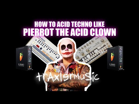 HOW TO ACID TECHNO -  Mixing, Sidechaining, Effects, Ctr Surface ! - FL Studio 20 + Project + Sample