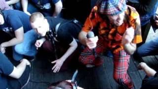 Nardwuar & Andrew WK Rock the Party at SXSW 2010