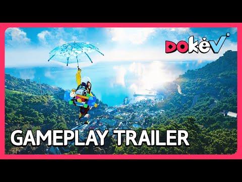 DokeV - World Premiere Gameplay Trailer | gamescom 2021